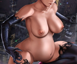 manga New Dandonfuga Preggo - part 2, midna , gwen stacy , lactation  stockings