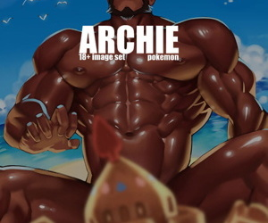 manga Archie, anal , dark skin  pokemon - pocket monsters
