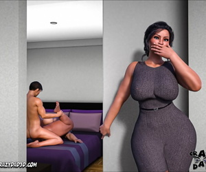 manga CrazyDad3D- Mother Desire Forbidden 9, slut , big boobs