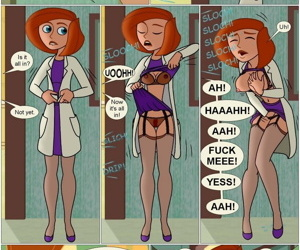 manga Kim Possible- Oh, Betty! – Gagala, dark skin , slut  lesbian