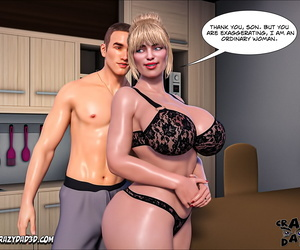 manga CrazyDad3D – Family Sins 17, 3d , slut  cheating