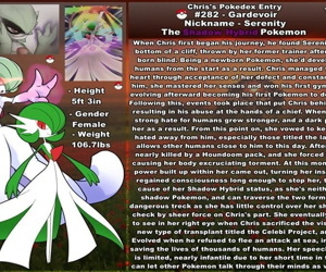 manga Tale of the Guardian Master - Serenity.., gardevoir , group , furry