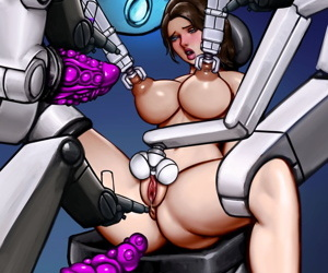 manga Claire Redfield - Guinea Pig, claire redfield , anal , futanari  double-penetration