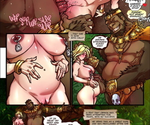 manga ManaWorld- Red's Revenge II-.., slut , big boobs