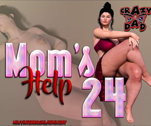manga Crazydad- Mom's help 24, slut , big boobs