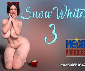 manga Mega Parodies- Snow White 3, 3d , slut